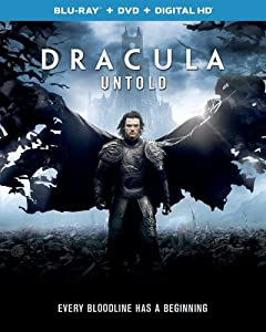 Cover Image for 'Dracula Untold (Blu-ray + DVD + DIGITAL HD with UltraViolet)'