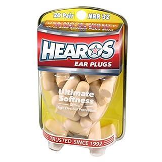 Hearos Ultimate Softness Series Foam Earplugs, 20-Pair (B001EPQ3H4) | Amazon price tracker / tracking, Amazon price history charts, Amazon price watches, Amazon price drop alerts