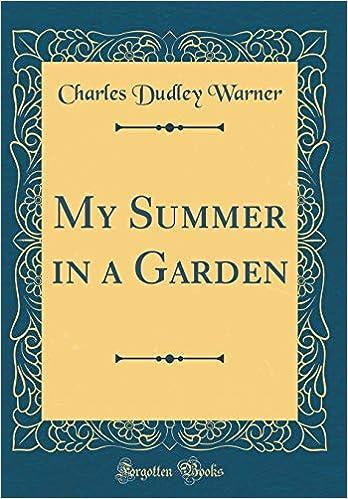 Enter My Summer Garden