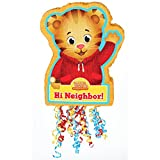 BirthdayExpress Daniel Tiger Party Supplies - Pull-String Pinata