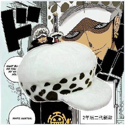 CoolChange Sombrero de Trafalgar Law de la serie One Piece después del  salto temporal 7c803cab7a7