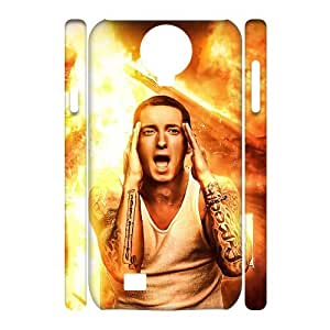 WAKEUP Cell phone Case Eminem Hard 3D Case For Samsung Galaxy S4 i9500