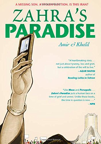 Zahra's Paradise (Top Ten Great Graphic Novels for Teens) (Top Ten Books For Teens compare prices)