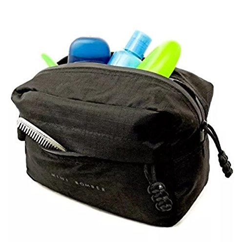 Dopp Kit Hygiene Bag for Men By Bomber & Company - Best Shower Toiletry Travel - Ralph Australia Polo