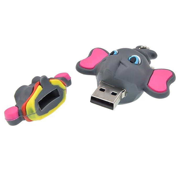 Amazon.com: Kepmem - Memoria USB de 8/16/32/64 GB 2.0 ...