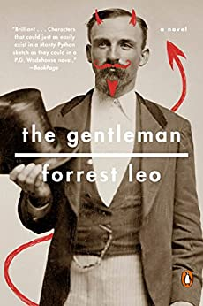 The Gentleman: A Novel by [Leo, Forrest]