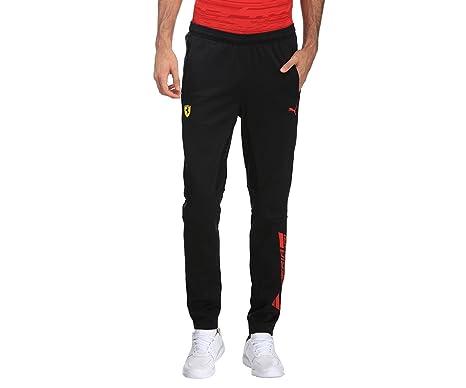 eb8d1565a Puma Ferrari Homme Pantalon Noir: Amazon.fr: Vêtements et accessoires