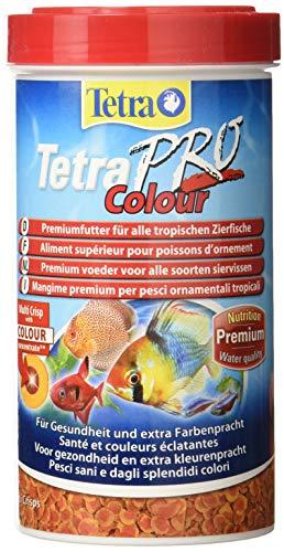 Tetra Pro Colour Premiumfutter für tropische Zierfische