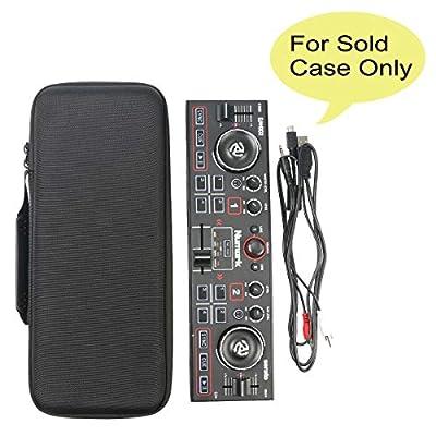 co2crea Hard Travel Case for Numark DJ2GO2   Pocket DJ Controller from co2crea