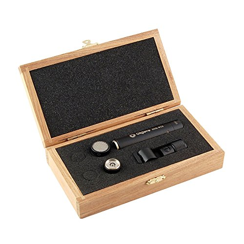 - Oktava MK-012-01 small diaphragm condenser, cardioid capsule (black)