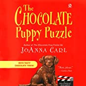 The Chocolate Puppy Puzzle: A Chocoholic Mysteries, Book 4 | JoAnna Carl