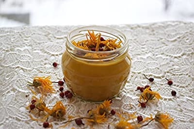 Natural Beeswax Candle Floral candle aromatherapy Air Purifier Organic jar candles Housewarming Gift wedding favors woman gift glass jat candle Container Candles wedding decor bridal gift
