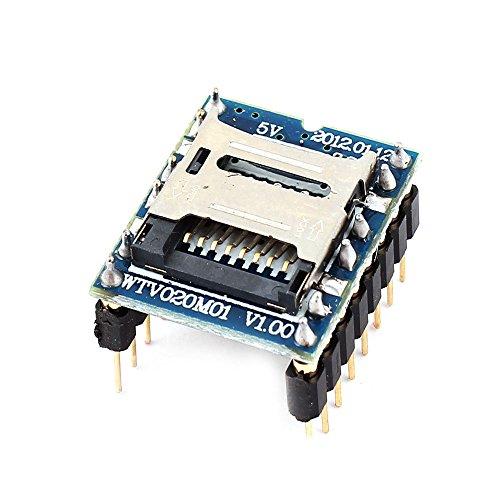 auto alarm voice module - 9