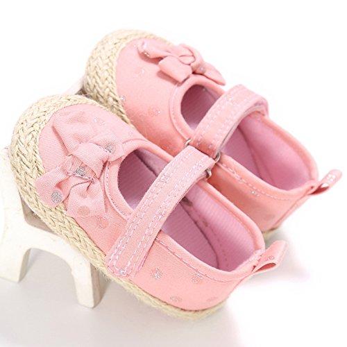 Etrack-Online  Ballet, Baby Mädchen Lauflernschuhe Rose