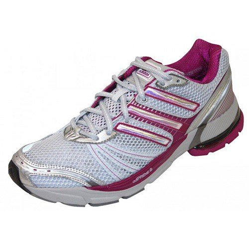 Adidas Adistar Ride 2 Running Shoes silver/gray/pink, Siz...