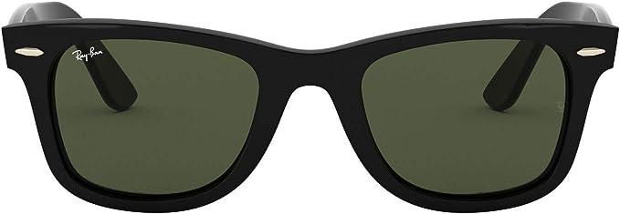 Ray-Ban 4340 Gafas de sol, Black, 50 Unisex-Adulto: Amazon.es: Ropa y accesorios