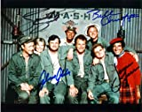 #8: Mash Cast Signed Autographed 8 X 10 Reprint Photo - Mint Condition