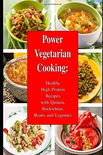 Power Vegetarian Cooking Buckwheat Superfood product image