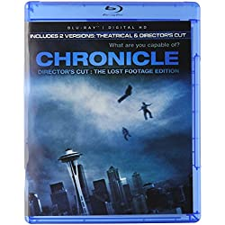 Chronicle Blu-ray w/ Dhd