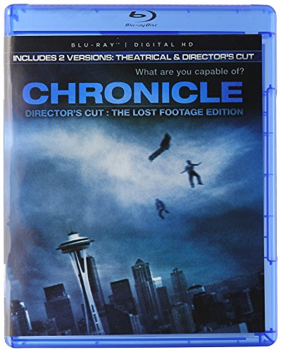 Blu-ray : Chronicle (Digitally Mastered in HD, Pan & Scan)