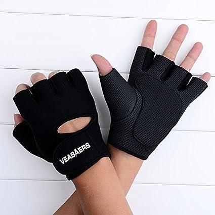 befied Guantes de entrenamiento de fitness guantes antideslizante CP de deporte para culturismo y como Levantamiento