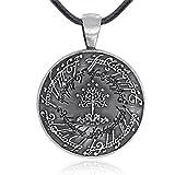 Dan's Jewelers Tree of Gondor Pendant Necklace, Fine Pewter Jewelry