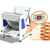 INTBUYING Electric Bread Food Slicing Cutting Mahine For Home&Commercial