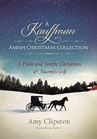 book cover of A Kauffman Amish Christmas Collection