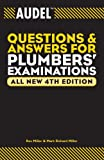 Audel Questions and Answers for Plumbers' Examinations