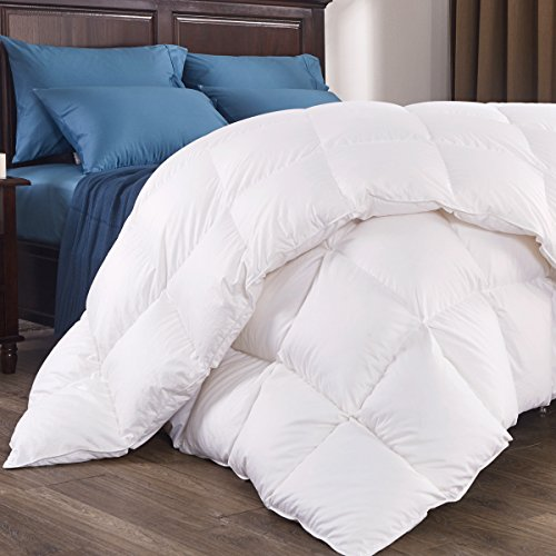 Puredown 800 Fill Power White Goose Down Comforter 700