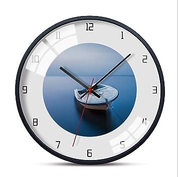 Batope Relojes de Pared Reloj de Pared, Reloj de Pared Moderno, Minimalista y Creativo