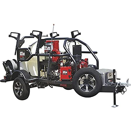 North Star ProShot Commercial Electric Start Hot Water Pressure Washer