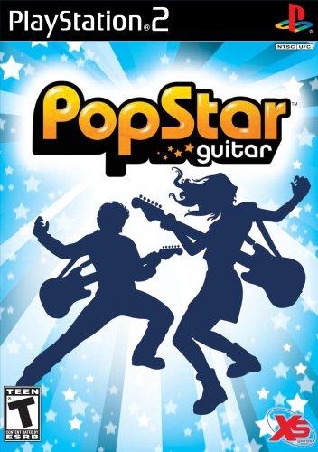 - Pop Star Guitar - PlayStation 2