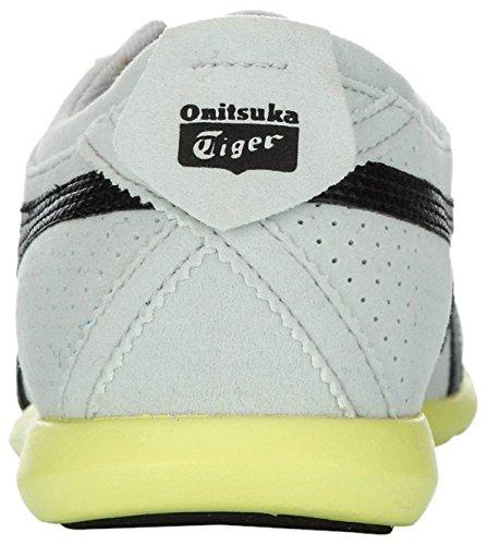 Zapatillas para mujer negro de Gris Tiger Onitsuka claro bajas rxHrwzIqF
