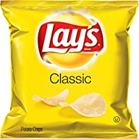 50-Pack Lay's Classic Potato Chips