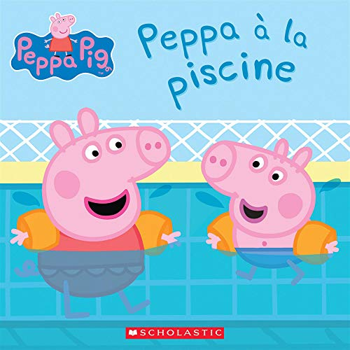 Peppa Pig French (Peppa a la Piscine (Peppa Pig) (French)