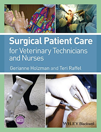 Surgical Patient Care for Veterinary Technicians and Nurses by Wiley-Blackwell