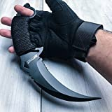"Best Karambit Knives - 10"" TACTICAL COMBAT KARAMBIT KNIFE BestSeller989 Survival Hunting Review"