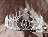 Generic Miss Hong Kong beauty pageant crown tiara tiara royal bride crown tiara tiara hair jewelry studio jewelry crown tiara tiara cloak awards ceremony