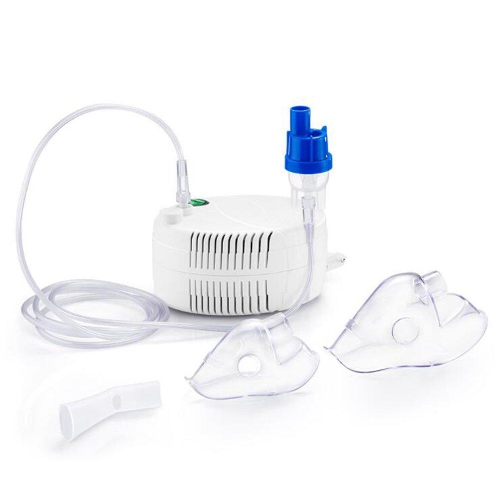 NINI Inhalación Peso Ligero Nebulizador Silencioso Compresor De Aire Portátil Profesional Hogar Y Médico: Amazon.es: Deportes y aire libre