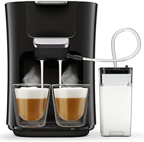 Philips Senseo Latte Duo HD657060KoffiepadapparaatZwart