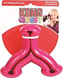 KONG Quest Wishbone Treat Dispensing Dog Toy, Large, Colors Vary