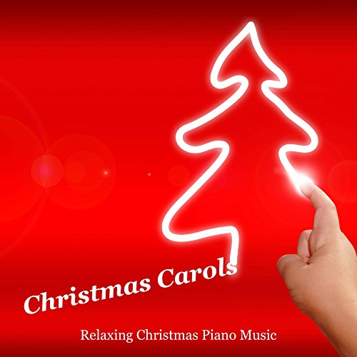 Relaxing Christmas Music.Christmas Carols Relaxing Christmas Piano Music By