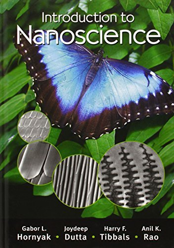 Introduction to Nanoscience 1st edition by Hornyak, Gabor L