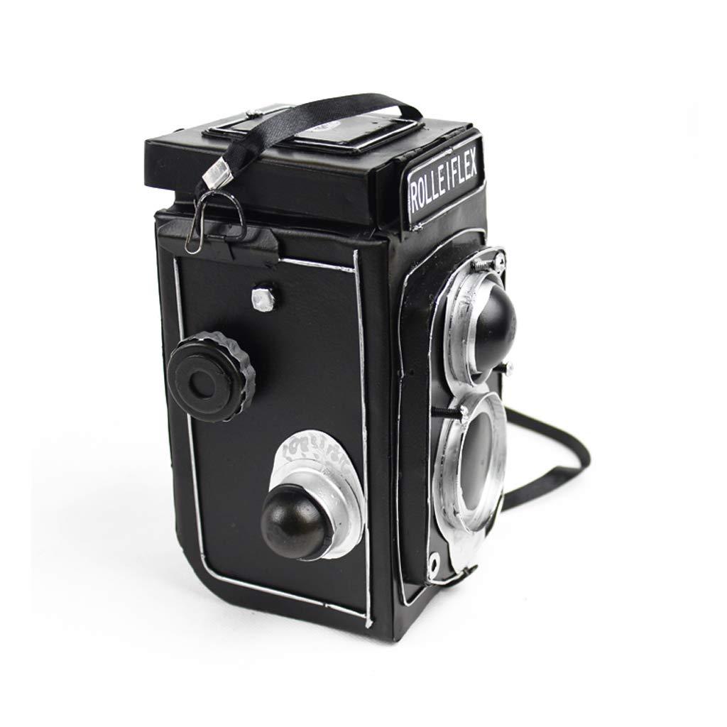 CQ Cámara Retro Vintage de Doble Agujero Modelo Foto Estudio ...
