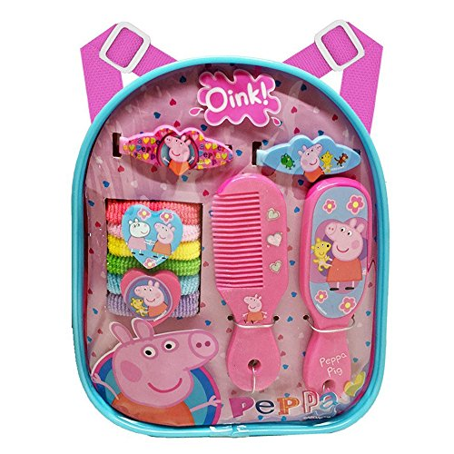 (Peppa Pig Backpack Hair Accessory)