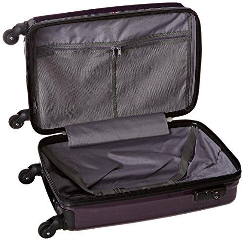 """Samsonite Winfield 2 Hardside 20"""" Luggage, Purple"""