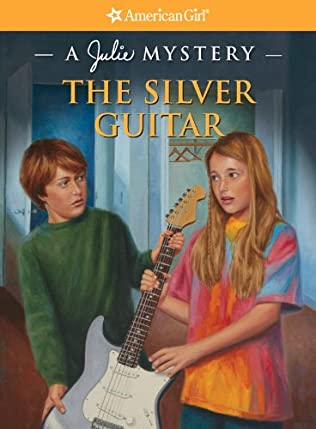 book cover of The Silver Guitar