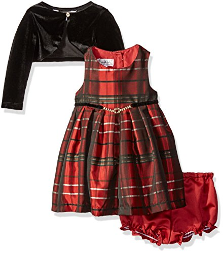 Pippa & Julie Baby Girls' Holiday Party Dress with Jacket...