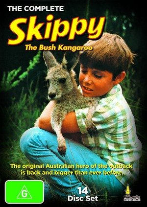 Skippy the Bush Kangaroo: Complete ()